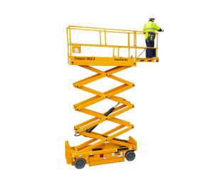 Lift rentals in Chicagoland Suburban Area