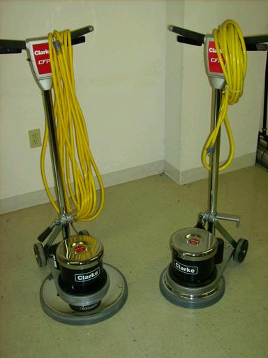 Where to find Floor buffer scrubber 16-17 in Bensenville