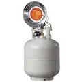 Rental store for Propane heater 12K BTU tank top style in Bensenville IL