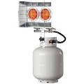 Rental store for Propane heater 24k BTU tank top style in Bensenville IL