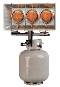 Rental store for Propane heater 30-48k BTU tank top in Bensenville IL