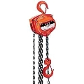 Where to rent Chain fall hoist 2 ton 20  drop in Bensenville IL