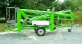 Where to rent Hoist 50  Boom towable articulated in Bensenville IL