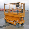 Where to rent Hoist 26  Scissor Lift Narrow in Bensenville IL