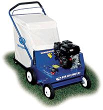 Where to find Power rake with catcher 5hp in Bensenville
