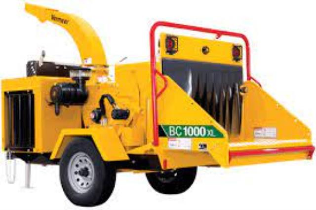 Where to find Chipper 12  85hp towable wood and brush in Bensenville
