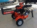 Rental store for Log splitter tow type gas powered in Bensenville IL