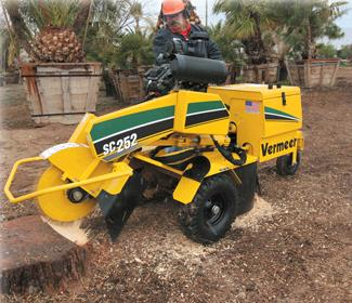 Where to find Stump Grinder 25HP Self-Propelled in Bensenville