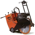 Rental store for Floor Saw 26  blade 27hp gas engine in Bensenville IL