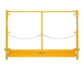 Rental store for Frame scaffold guard rail set 4 piece in Bensenville IL