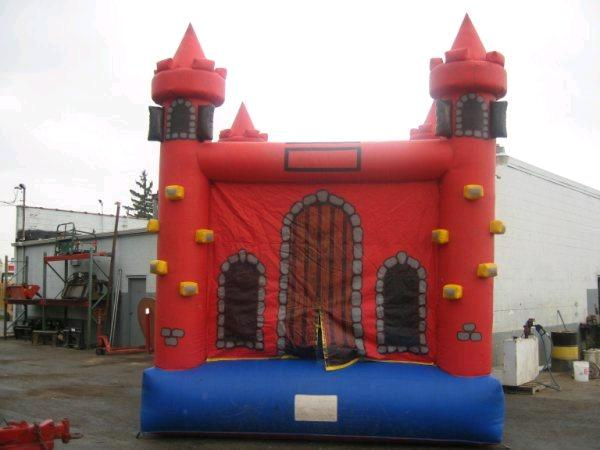 Where to find Castle 15x15  moon jump in Bensenville