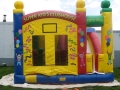 Where to rent Combo slide   jump 19x16  moon jump in Bensenville IL