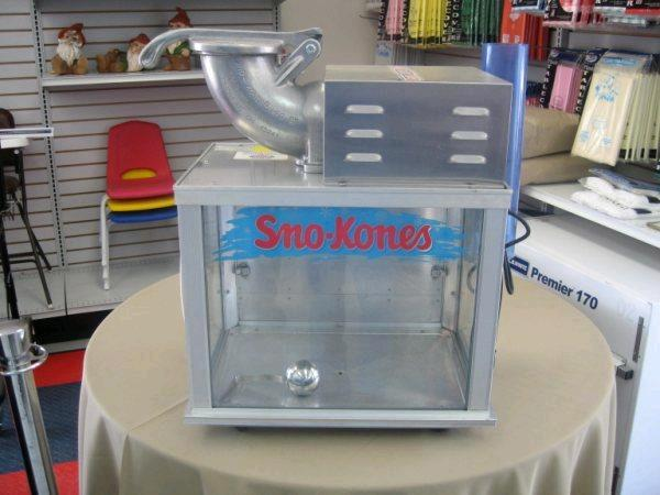 Where to find Sno Cone machine in Bensenville