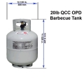 Rental store for Rental 20lb propane tank in Bensenville IL
