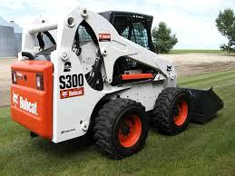 Where to find Bobcat S300 skid steer loader 81hp in Bensenville