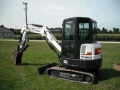 Rental store for Excavator Bobcat 10  2  dig depth in Bensenville IL