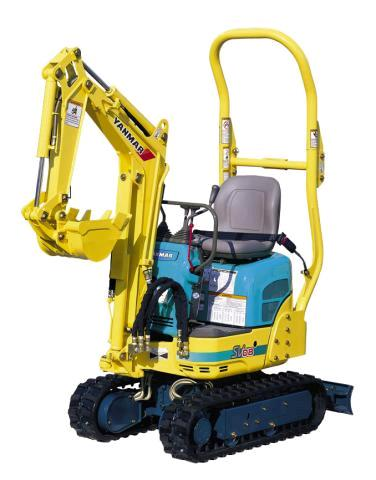 Where to find Excavator Yanmar 4.5  dig depth in Bensenville