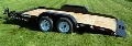 Rental store for Flat bed trailer 10000 max 6.5x18 in Bensenville IL