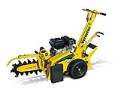 Where to rent Walk behind trencher 3  x 12  6 hp in Bensenville IL