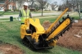 Where to rent Walk behind trencher 8  x 48  20hp in Bensenville IL