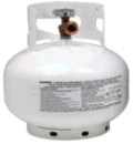 Rental store for New 11lb propane tank in Bensenville IL