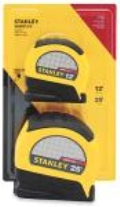 Rental store for Stanley tape rule 25    12  2 pack in Bensenville IL
