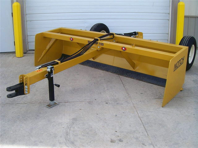 Where to find Scraper pull type 10  wide needs 80hp in Bensenville