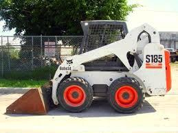 Where to find Bobcat S185 skid steer loader 56hp in Bensenville
