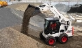 Where to rent Bobcat S650 skid steer loader 74hp in Bensenville IL