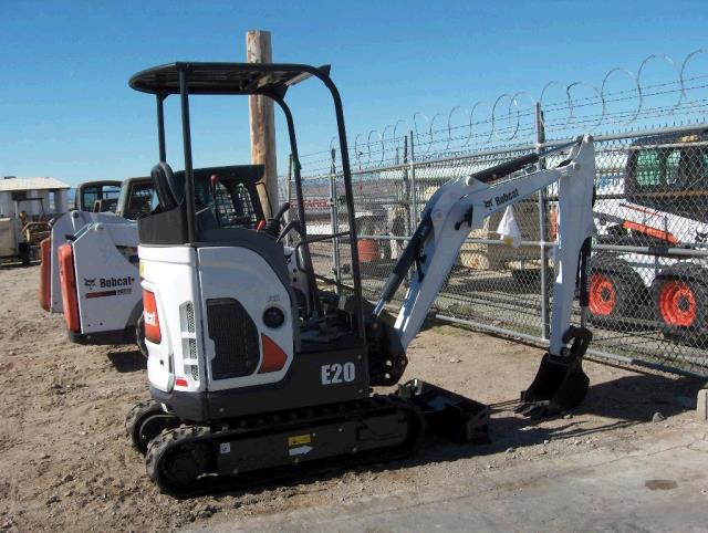 Where to find Excavator Bobcat 8.5  dig depth in Bensenville