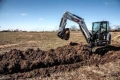 Rental store for Excavator Bobcat 12.5  dig depth in Bensenville IL