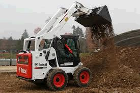 Where to find Bobcat S590 skid steer loader 65hp in Bensenville