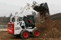 Rental store for Bobcat S590 skid steer loader 65hp in Bensenville IL