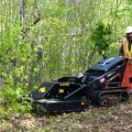 Rental store for Brush Mower 48  mini skid attachment in Bensenville IL