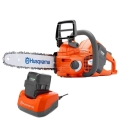Rental store for Chainsaw 14  battery powered 36v in Bensenville IL