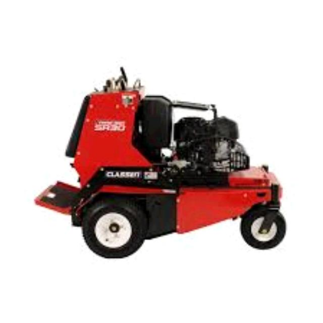 Where to find Lawn aerator 30  stand on Classen in Bensenville