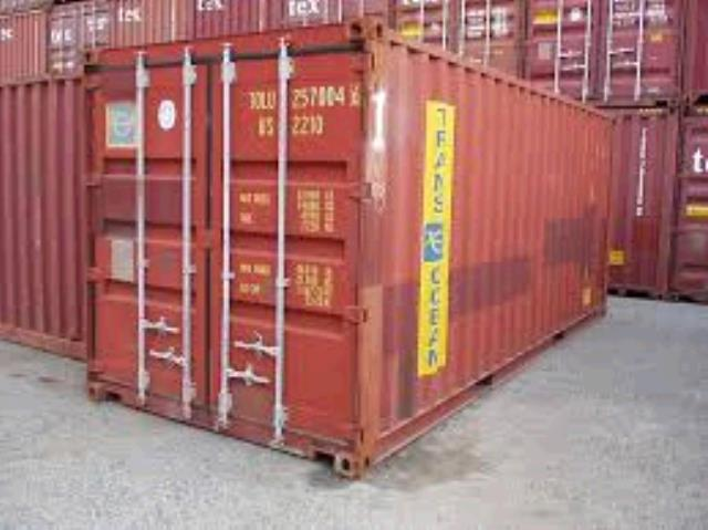 Where to find Storage container 20   delivery extra in Bensenville
