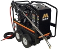 Rental store for Hot power washer 3500 psi 11hp gas in Bensenville IL