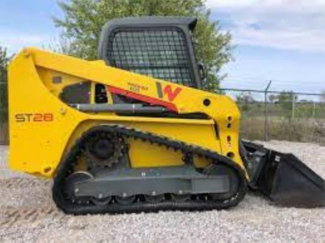 Where to find Bobcat T595 track loader 74hp in Bensenville