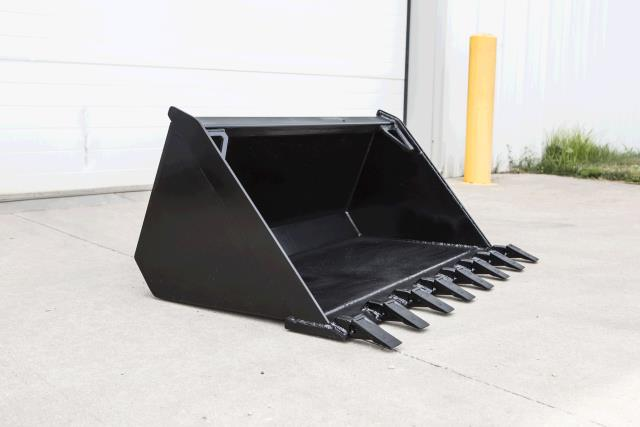 Where to find Mini skid steer tooth bucket 42 in Bensenville