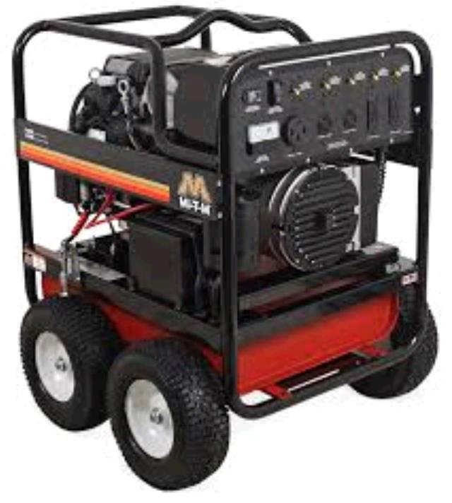 Where to find Generator 14K portable gas powered in Bensenville