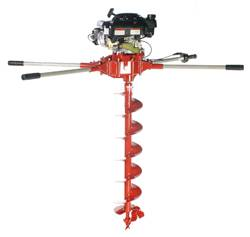 Where to find Auger 2 Man 5.5hp gas powered in Bensenville